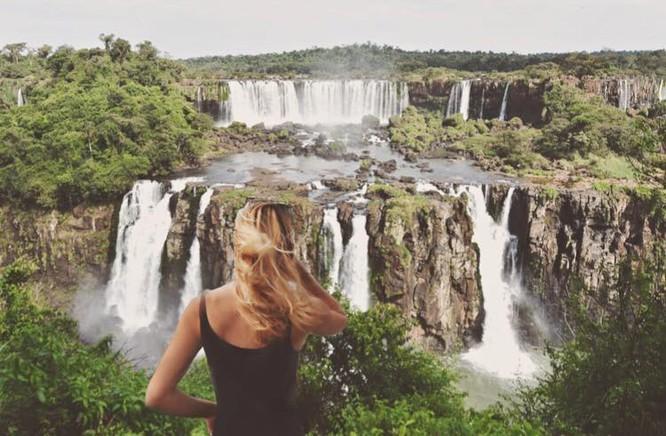 Ngưỡng mộ cô gái đến thăm 180 nước chỉ trong 15 tháng ảnh 12