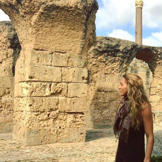 Ngưỡng mộ cô gái đến thăm 180 nước chỉ trong 15 tháng ảnh 29