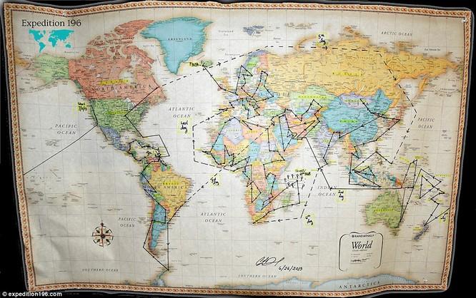 Ngưỡng mộ cô gái đến thăm 180 nước chỉ trong 15 tháng ảnh 36