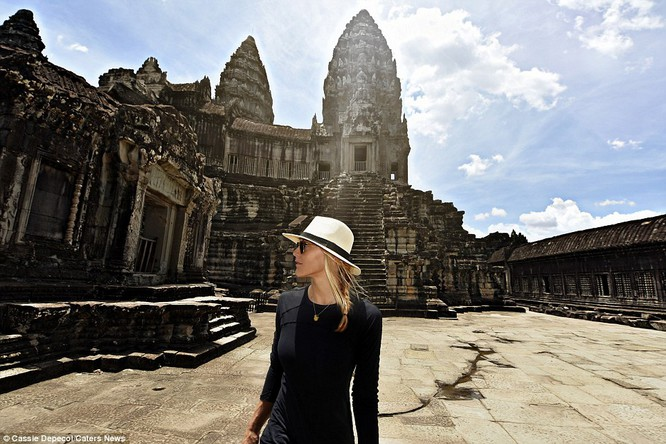 Ngưỡng mộ cô gái đến thăm 180 nước chỉ trong 15 tháng ảnh 38