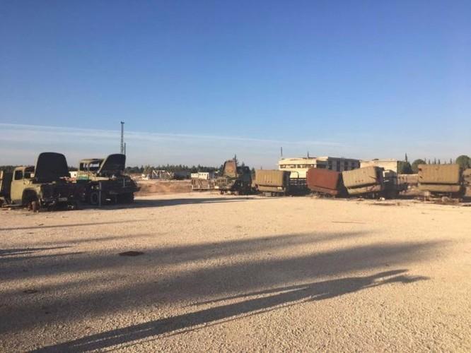 Chiến sự Aleppo: Quân đội Syria kiểm soát hoàn toàn căn cứ chiến lược ảnh 1