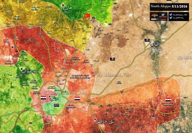 Chiến sự Aleppo: Quân đội Syria kiểm soát hoàn toàn căn cứ chiến lược ảnh 4