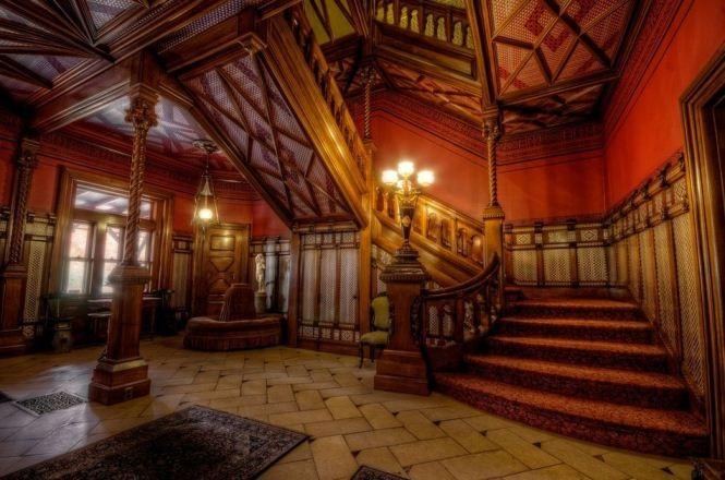 Ngôi biệt thự ma kỳ thú của đại văn hào Mark Twain ảnh 1