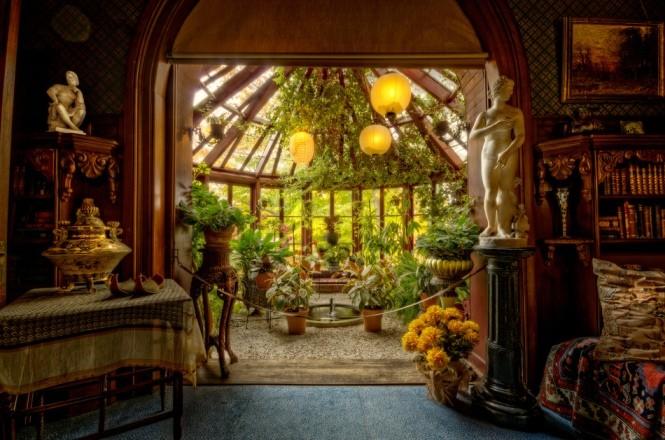 Ngôi biệt thự ma kỳ thú của đại văn hào Mark Twain ảnh 2