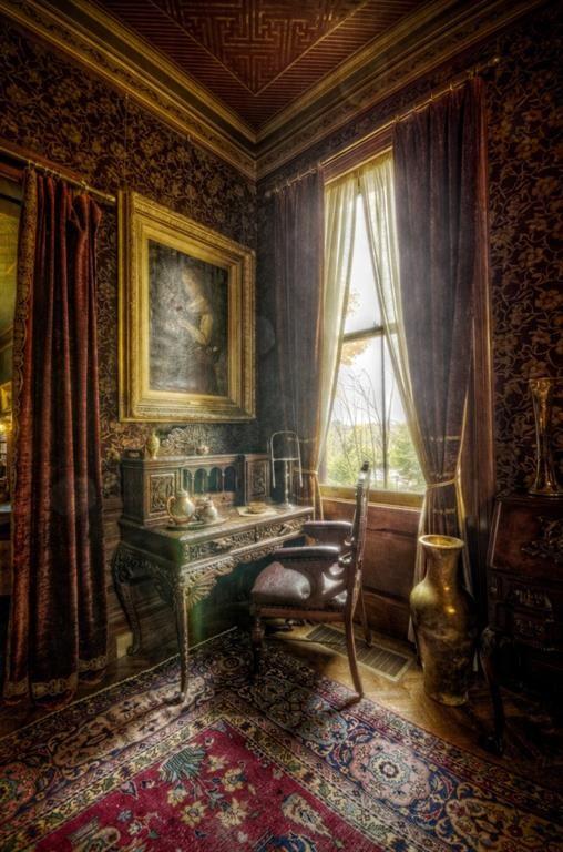Ngôi biệt thự ma kỳ thú của đại văn hào Mark Twain ảnh 3