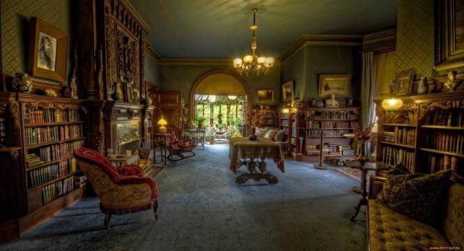 Ngôi biệt thự ma kỳ thú của đại văn hào Mark Twain ảnh 4