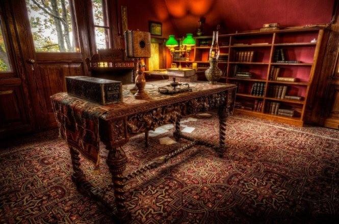 Ngôi biệt thự ma kỳ thú của đại văn hào Mark Twain ảnh 5