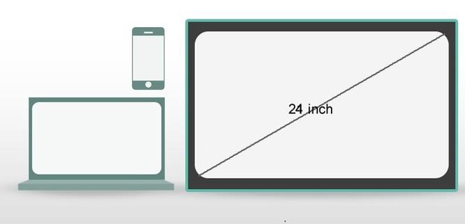 Lộ diện màn hình thông minh kỹ thuật số cực cơ động (video) ảnh 3