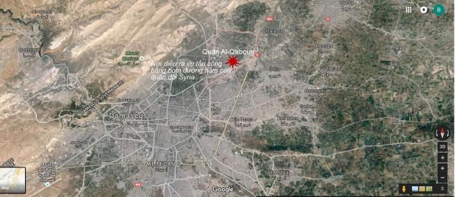 Chiến sự Syria: Chôn vùi hàng chục tay súng thánh chiến bằng 1 tấn thuốc nổ ảnh 1
