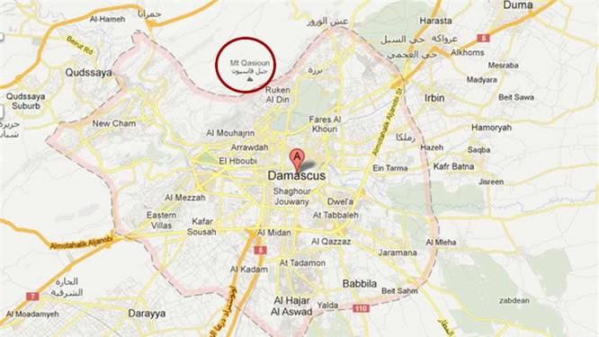 Chiến sự Syria: Chôn vùi hàng chục tay súng thánh chiến bằng 1 tấn thuốc nổ ảnh 2