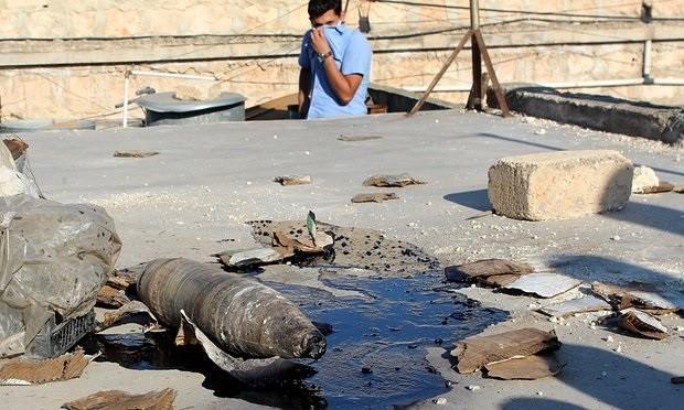 Chiến sự Aleppo: Quân thánh chiến dùng vũ khí hóa học tấn công dân thường ảnh 1