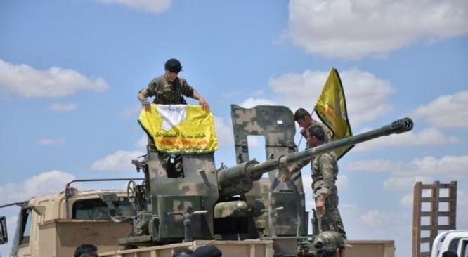 Chiến sự Syria: Đặc nhiệm Mỹ chết trên chiến trường, IS cầm chân người Kurd ảnh 1