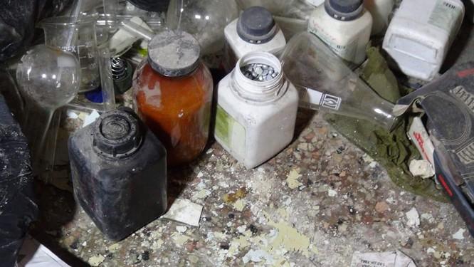 Chiến sự Aleppo: Phát hiện vũ khí hóa học của phiến quân (video) ảnh 1