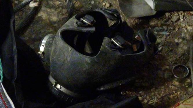 Chiến sự Aleppo: Phát hiện vũ khí hóa học của phiến quân (video) ảnh 2