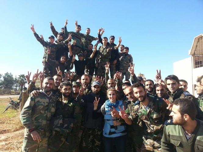 Quân đội Syria dẹp tan phiến quân, mở tuyến giao thông đông - tây Aleppo (video) ảnh 1