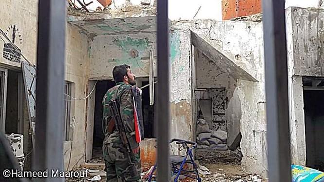 Chùm video chiến sự Syria: Quân đội Syria sắp quét sạch phiến quân khỏi Aleppo ảnh 1
