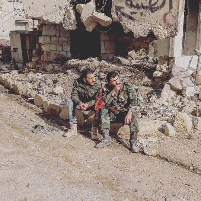Chùm video chiến sự Syria: Quân đội Syria sắp quét sạch phiến quân khỏi Aleppo ảnh 2