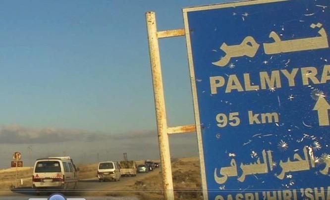 Quân đội Syria dồn binh lực, chuẩn bị phản kích tái chiếm Palmyra ảnh 5