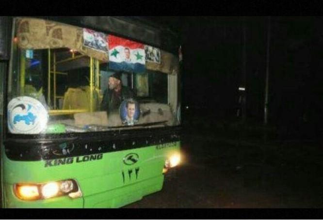 """Quân đội Syria """"tống tiễn"""" chiến binh thánh chiến khỏi Aleppo ảnh 1"""