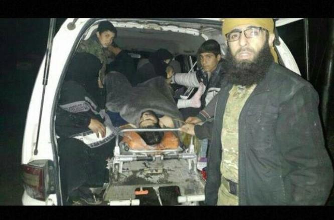 """Quân đội Syria """"tống tiễn"""" chiến binh thánh chiến khỏi Aleppo ảnh 2"""