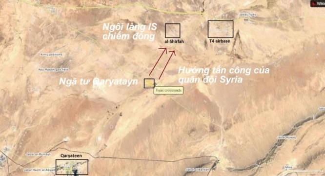 Quân đội Syria phản công, diệt hàng chục tay súng IS ảnh 1