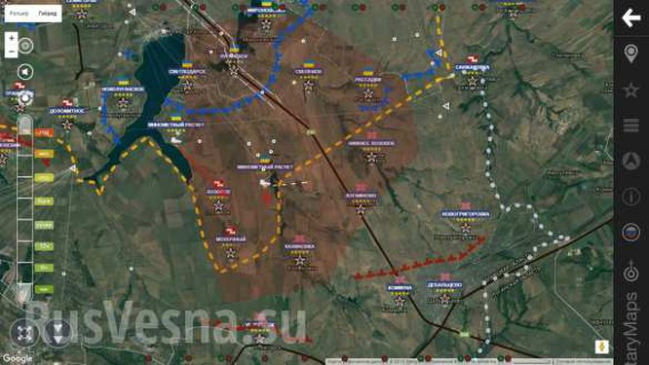Nóng: Ukraine bùng phát giao chiến dữ dội tại chảo lửa Debaltsevo, Donbass ảnh 2