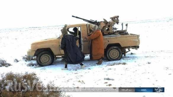 Trận chiến Palmyra: Quân đội Syria phản công, Hezbollah tăng binh lực chống IS ảnh 4