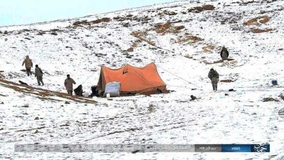 Trận chiến Palmyra: Quân đội Syria phản công, Hezbollah tăng binh lực chống IS ảnh 5