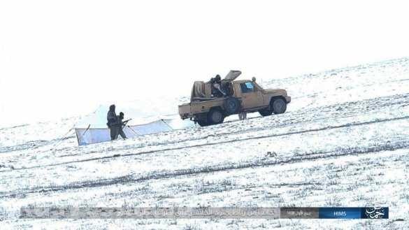 Trận chiến Palmyra: Quân đội Syria phản công, Hezbollah tăng binh lực chống IS ảnh 6