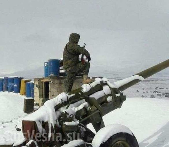 Trận chiến Palmyra: Quân đội Syria phản công, Hezbollah tăng binh lực chống IS ảnh 8