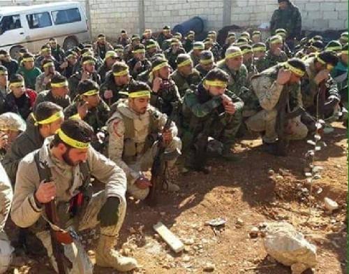 Trận chiến Palmyra: Quân đội Syria phản công, Hezbollah tăng binh lực chống IS ảnh 1
