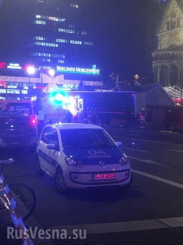 Khủng bố ở Berlin, hàng chục người thiệt mạng và bị thương - VIDEO ảnh 2