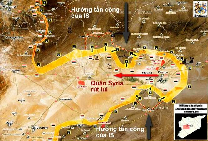 """Trận chiến Palmyra: """"Hổ Syria"""" trần tình về thất bại trước IS ảnh 1"""