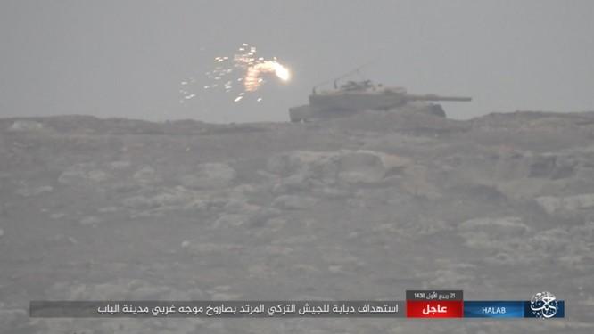 Quân Thổ Nhĩ Kỳ thảm bại trước IS trong trận chiến al-Bab, Aleppo (video) ảnh 1