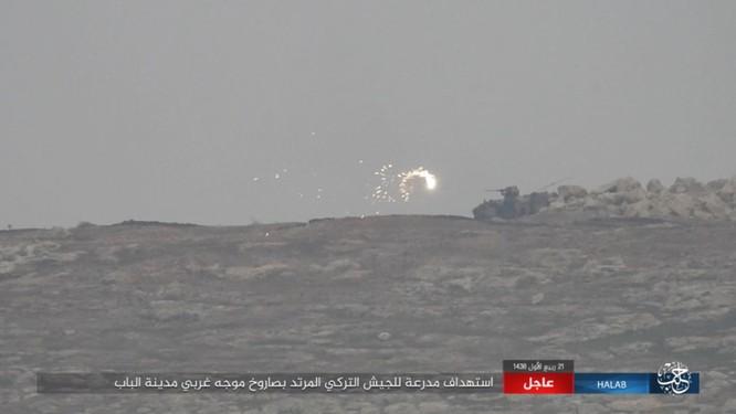 Quân Thổ Nhĩ Kỳ thảm bại trước IS trong trận chiến al-Bab, Aleppo (video) ảnh 6