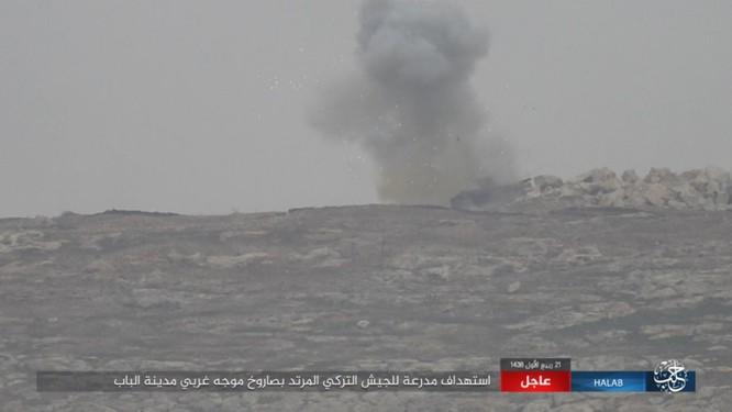 Quân Thổ Nhĩ Kỳ thảm bại trước IS trong trận chiến al-Bab, Aleppo (video) ảnh 8