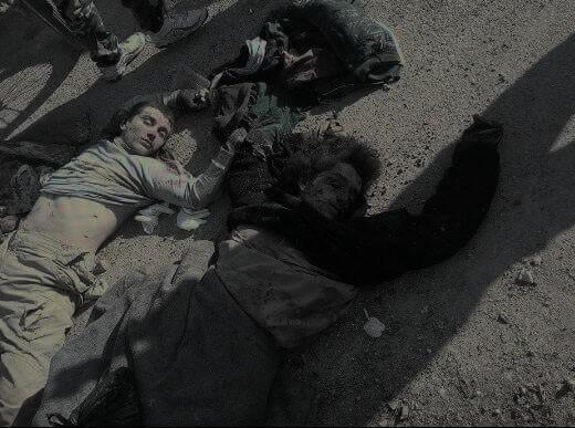 """Nga-Syria """"song kiếm hợp bích"""", hàng chục tay súng IS tiêu ma (video) ảnh 1"""