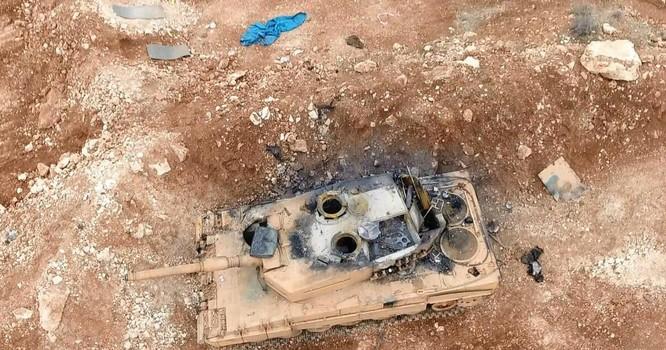 IS thiện chiến đánh quân Thổ tan tác, xe tăng Đức mất uy trên chiến địa (video) ảnh 2