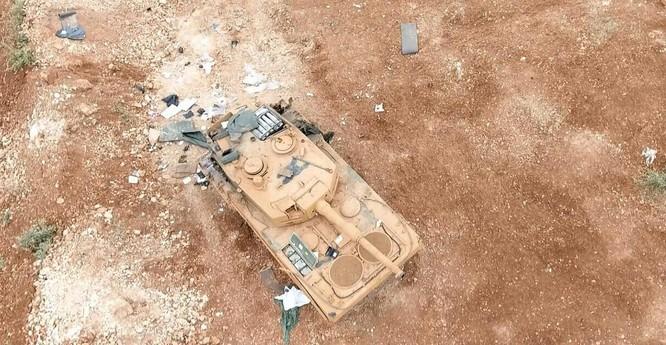 IS thiện chiến đánh quân Thổ tan tác, xe tăng Đức mất uy trên chiến địa (video) ảnh 3