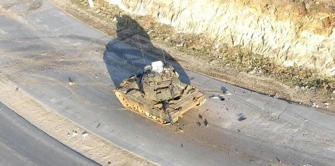 IS thiện chiến đánh quân Thổ tan tác, xe tăng Đức mất uy trên chiến địa (video) ảnh 4