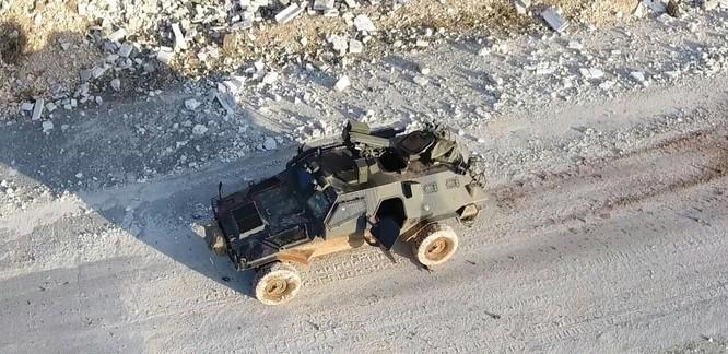 IS thiện chiến đánh quân Thổ tan tác, xe tăng Đức mất uy trên chiến địa (video) ảnh 5