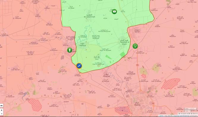 Quân đội Syria bẻ gãy cuộc tấn công của phiến quân thánh chiến ở Hama ảnh 1