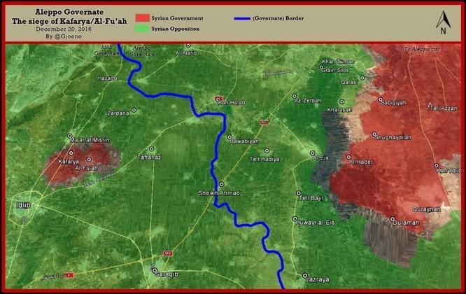 Đại thắng Aleppo, quân đội Syria càn quét tiếp mục tiêu nào ảnh 1