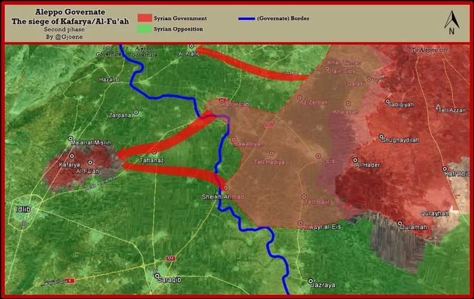 Đại thắng Aleppo, quân đội Syria càn quét tiếp mục tiêu nào ảnh 3