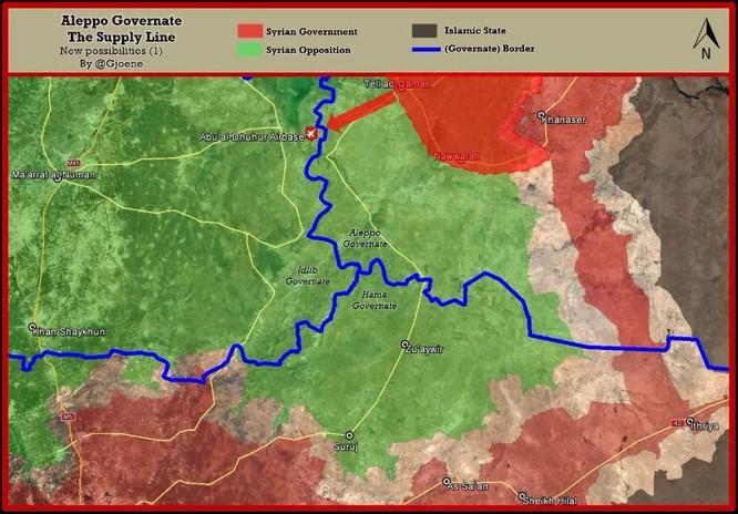 Đại thắng Aleppo, quân đội Syria càn quét tiếp mục tiêu nào ảnh 8