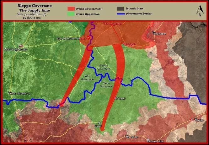 Đại thắng Aleppo, quân đội Syria càn quét tiếp mục tiêu nào ảnh 9