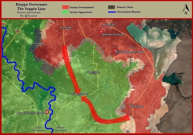 Đại thắng Aleppo, quân đội Syria càn quét tiếp mục tiêu nào ảnh 6
