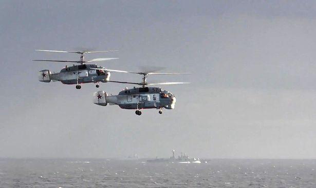 Chiến cuộc Syria: Nga tự tin rút tàu sân bay, bớt binh lực ảnh 2