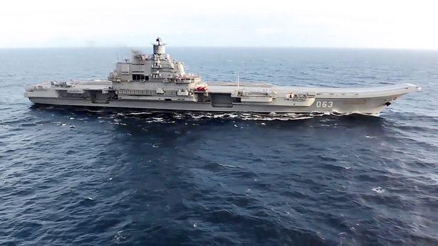 Chiến cuộc Syria: Nga tự tin rút tàu sân bay, bớt binh lực ảnh 3