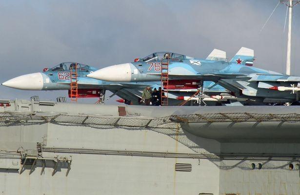 Chiến cuộc Syria: Nga tự tin rút tàu sân bay, bớt binh lực ảnh 7